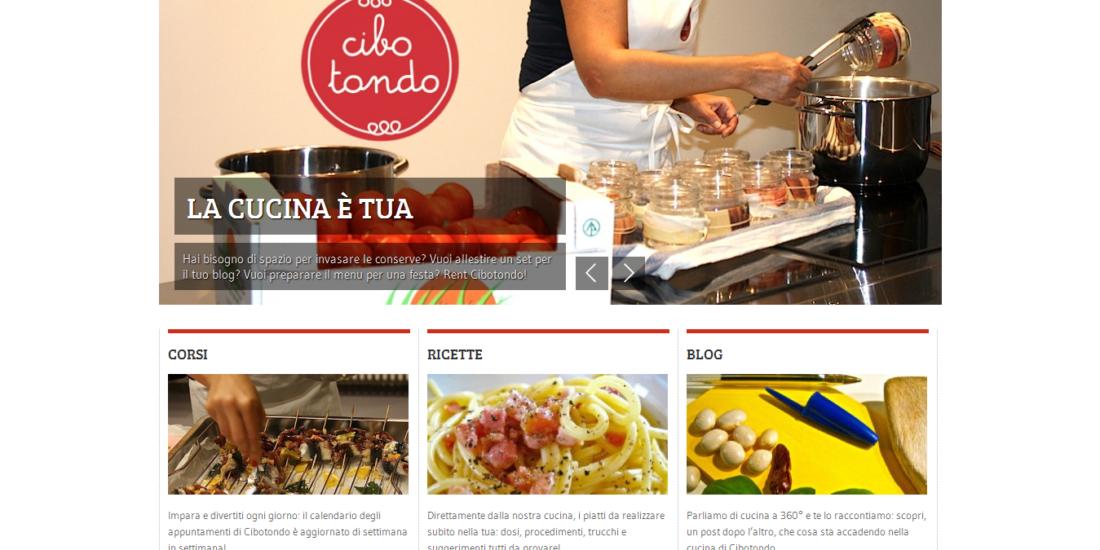 Cibotondo Web site